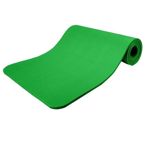 groene sport yoga mat